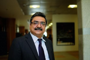 Anant Gupta, president and chief executive of HCL Technologies
